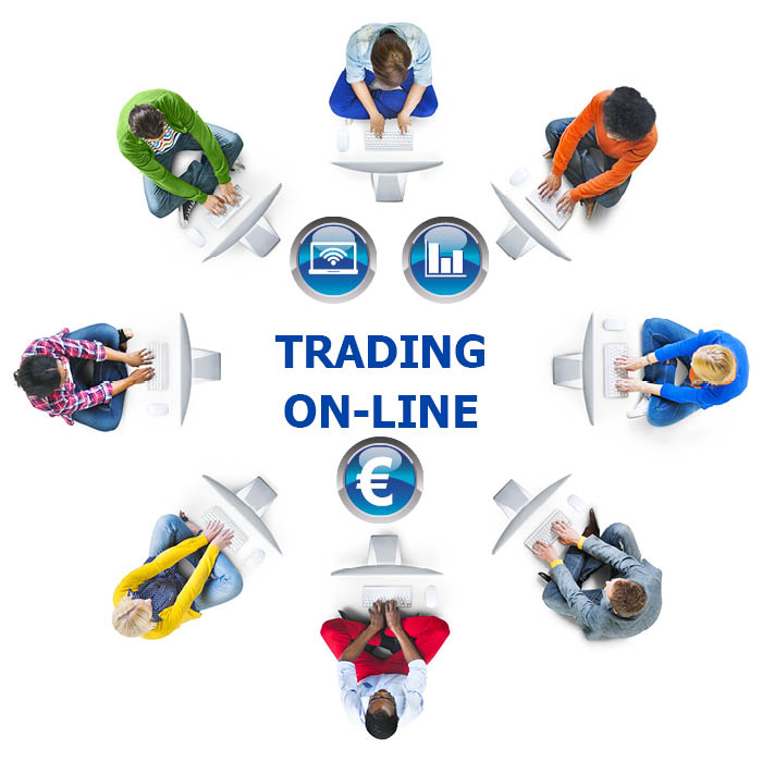 trading on-line