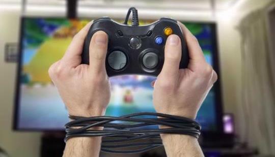 Dipendenza da videogames